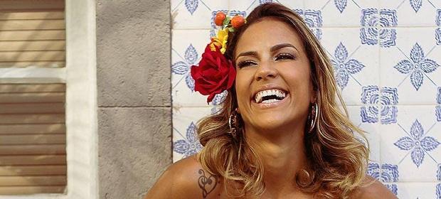 Ju Moraes comanda apresentação em Salvador