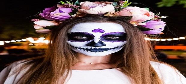 Vista sua fantasia e venha para o Flow especial de Halloween.