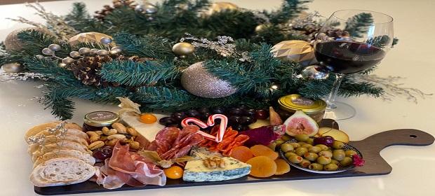 Ação da Minhoto reúne dicas para montar uma bela ceia de Natal.