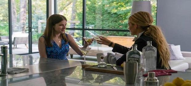 Blake Lively e Anna Kendrick no 1º trailer de ´Um Pequeno Favor´.