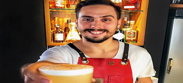 Guest Bartender: Larribar recebe bartender mais criativo do Brasil.