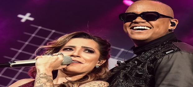 Léo Santana lança segunda parte do DVD e música com Lauana Prado.