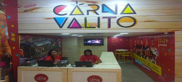Carnavalito 2020 inaugura loja oficial no Shopping da Bahia.