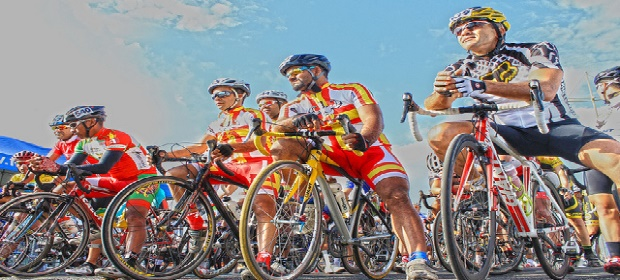 Magalhães Neto sedia o 8º Desafio Ciclíst