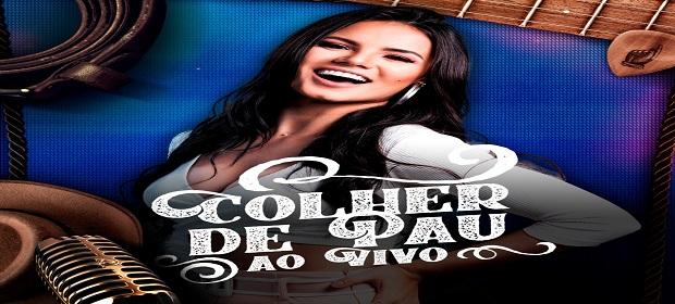 Banda Colher de Pau lança novo CD ao vivo.