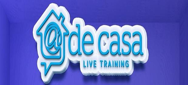 Rede Alpha Fitness lança projeto 'Alpha de Casa'.
