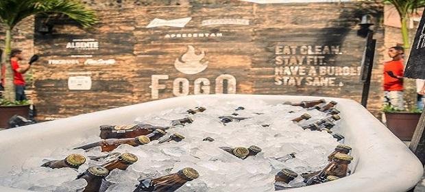 Trilogia cervejeira marca presença em Fogo.