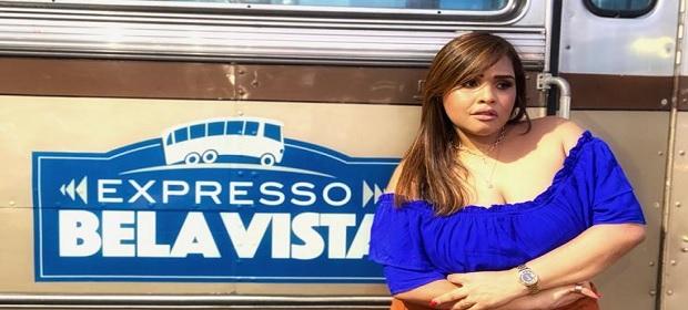 Lourrani Baas é selecionada para o 'F* Hits + Shopping Bela Vista'.