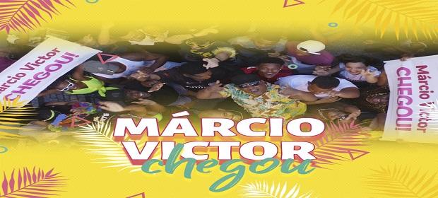 Márcio Victor, do Psirico, lança mais uma canção para Carnaval 2020.