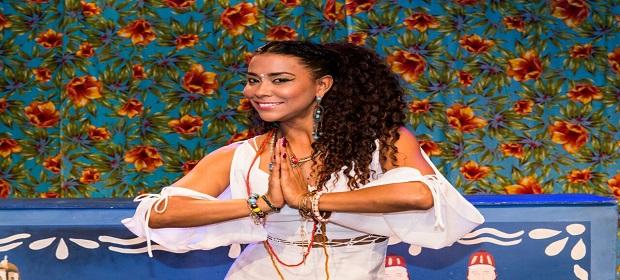 Ana Mametto indicada ao Prêmio Braskem de Teatro.