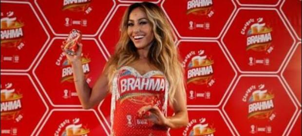 Sabrina Sato no Camarote Bar Brahma