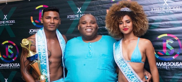 Salvador recebe a terceira edição do 'Miss e Mister Guetto'.