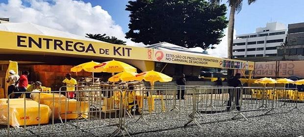 SKOL promove consumo responsável na Micareta de Feira.