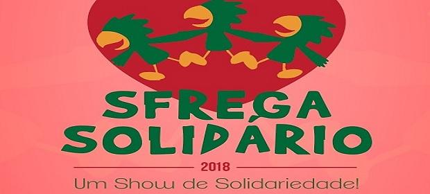 Sfrega Solidário será realizado dia 2 de dezembro em Senhor do Bonfim.