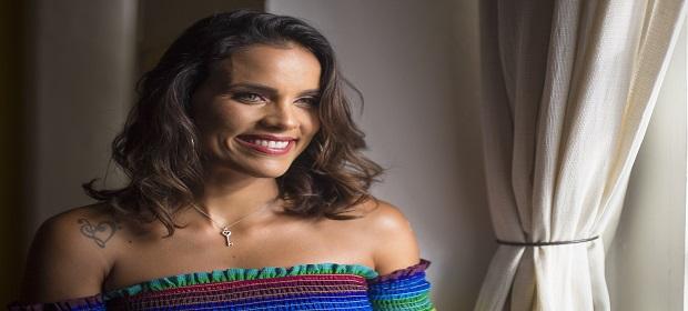 Ju Moraes se prepara para lançar novo single.