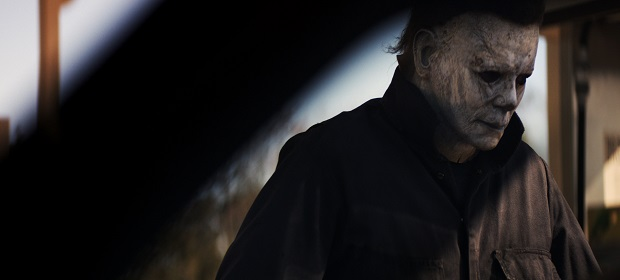 Jamie Lee Curtis é novamente aterrorizada por Michael Myers.