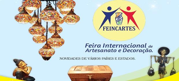 Feira Internacional de Artesanato e Decoração no Salvador Shopping