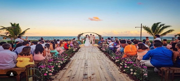 Conceito Wedding vai apresentar destinos paradisíacos para casar.