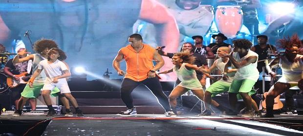 Salvador Fest: Harmonia do Samba chegou balançando tudo!
