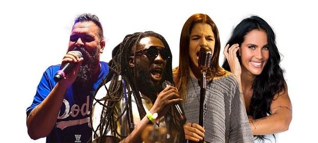 Macaco ao vivo + Colaboraê: shows e participação especial de Ju Moraes
