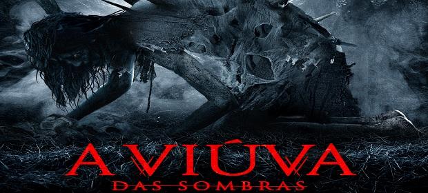 'A Viúva das Sombras' ganha trailer nacionalizado.