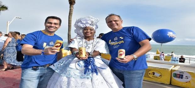Ambev realiza campanha pelo consumo responsável de bebidas alcoólicas.