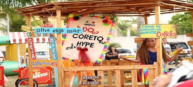 Stella Maris é palco criativo da Feira Coreto Hype.