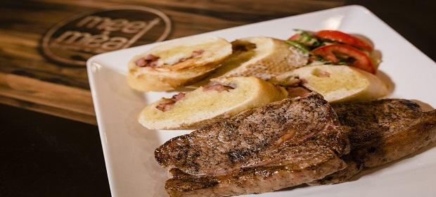 Steakhouse Meet & Meat promete surpreender.
