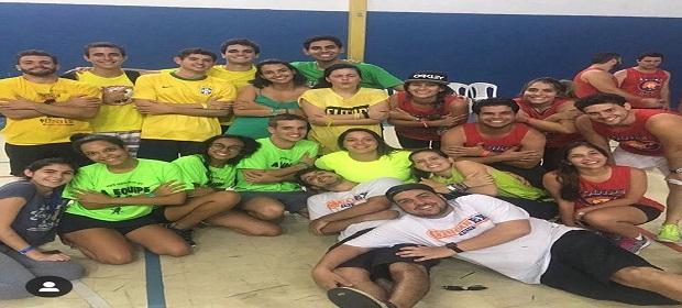 Gincanex reúne ex-alunos em gincana intercolegial.