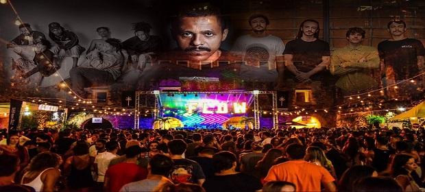 Black Alien, Braza e Underismo comandam a 1ª edição do Flow Festival.