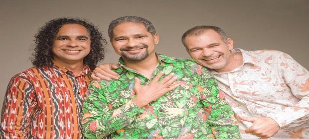 Adão Negro convida Edson Gomes e Leda Chaves.