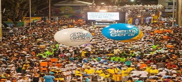 Bloco Alerta Geral participará da 13ª Caminhada do Samba.