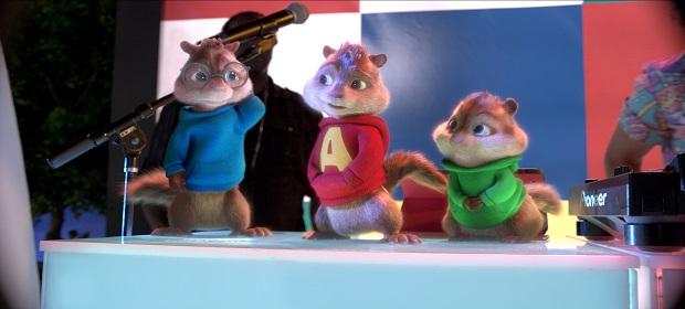 """""""Alvin e Os Esquilos�??"""