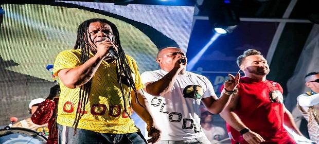 Olodum celebra 40 anos de Samba Reggae e Cidadania.