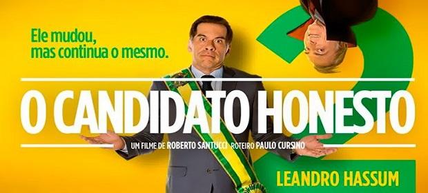 ´O Candidato Honesto 2´ traz Leandro Hassum mais sincero do que nunca.