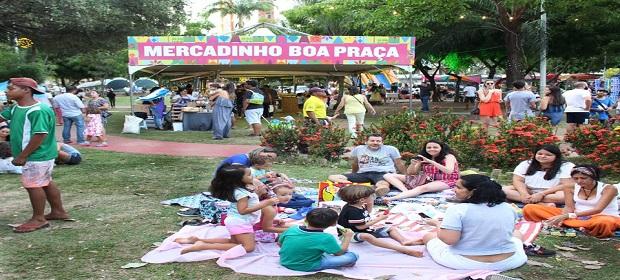 Salvador Boa Praça: boa música e diversão na Praça Ana Lúcia Magalhães