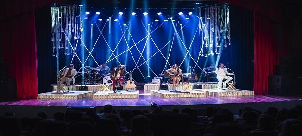 Confraria da Música grava DVD ao vivo.