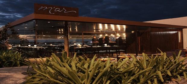 O Restaurante M'ar apresenta novo horário de funcionamento.