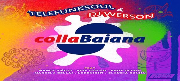Telefunksoul e Werson lançam disco tributo ao pop e e rock brasileiros