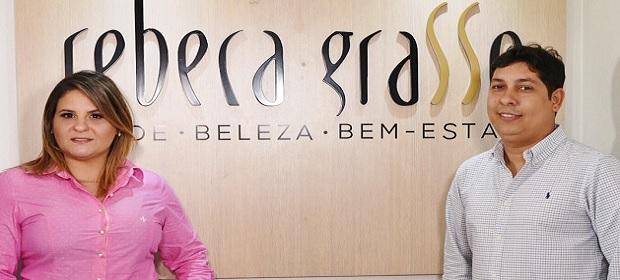 Rebeca Grasso vai inaugurar salão de beleza no Mundo Plaza.