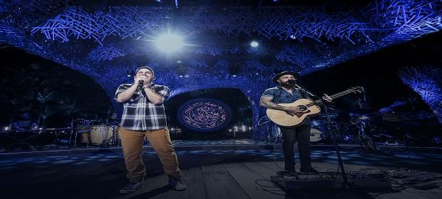 Jorge e Mateus apresentam sucessos no Arena Bahia Music.