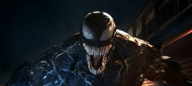 Venom, da Sony Pictures, estreia hoje em 1450 salas.
