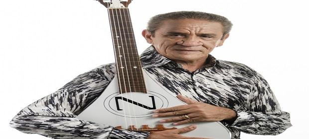Zé Ramalho retorna a Concha Acústica em junho.