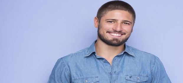O ator Daniel Rocha será o convidado da 2ª edição do Café com Cultura.