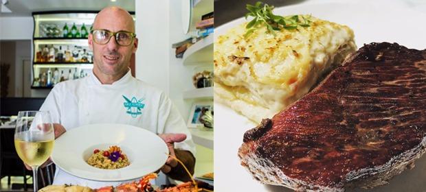 Restaurante Du Chef Arte & Gastronomia apresenta menu executivo.