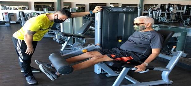 Atividade Física é importante na manutenção da autonomia de idosos.