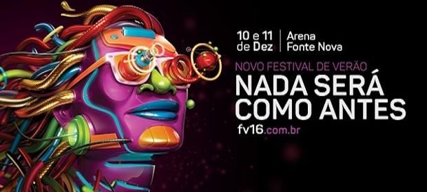 Festival de Verão anuncia novo lote de ingressos