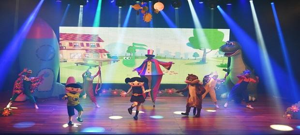 Espetáculo musical ´Show da Luna´ chega a Salvador.