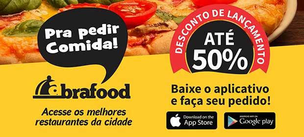 Novo aplicativo para pedir comida em Salvador