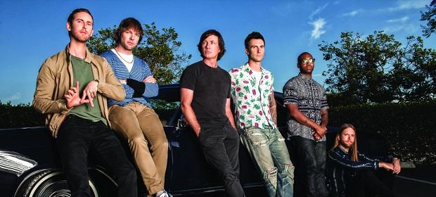 30 mil pessoas esperadas no show de Maroon 5